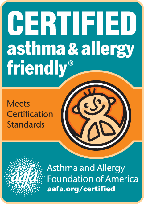 Certified asthma and allergy